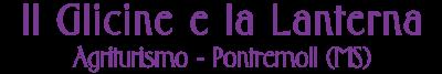 Il Glicine e la Lanterna – Agriturismo Logo